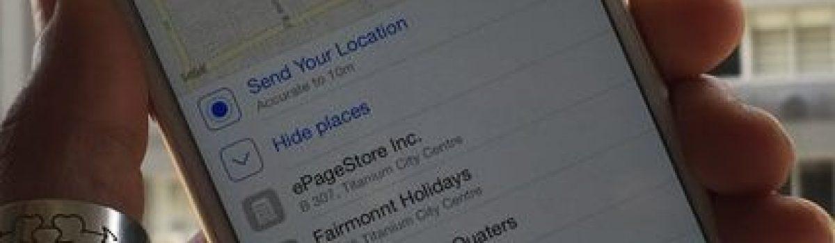 آموزش اشتراکگذاری موقعیت مکانی در واتسآپ