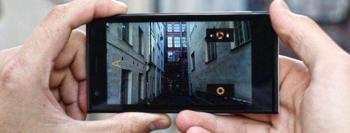چگونه با گوشی عکس های شارپ و با کیفیت ضبط کنیم؟