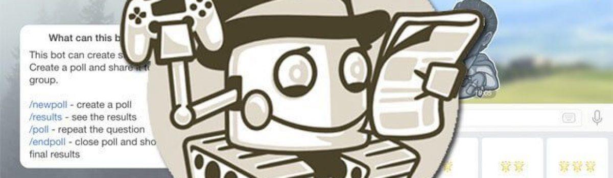 ارسال پست با قابلیت لایک کردن در تلگرام با ربات لایک LikeBot