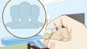 آموزش حذف مخاطبین سیم کارت در سری محصولات گلکسی سامسونگ
