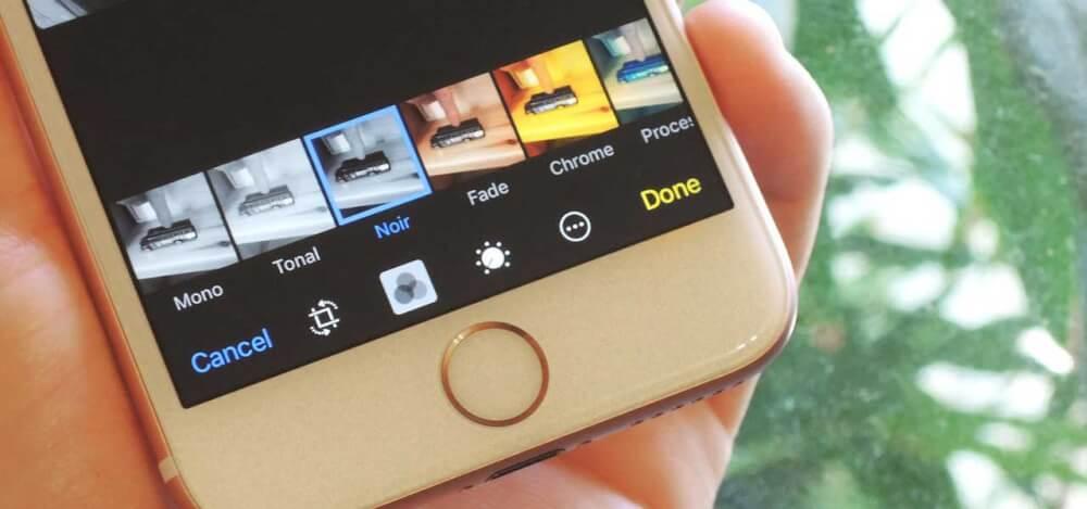 آموزش استفاده از قابلیت ویرایش عکسهای زنده (Live Photos) در آی او اس 10
