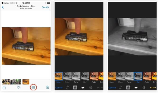 آموزش استفاده از قابلیت عکسهای لایو (Live Photos) در آی او اس 10