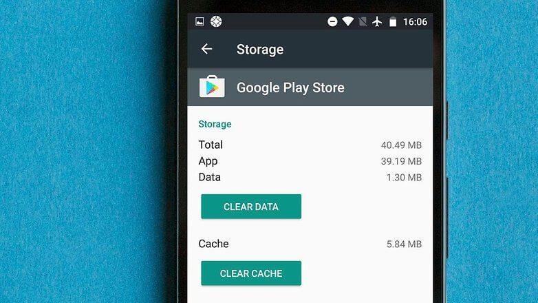 رفع مشکلات اجرایی و عملکردی و گوگل پلی استور google play store