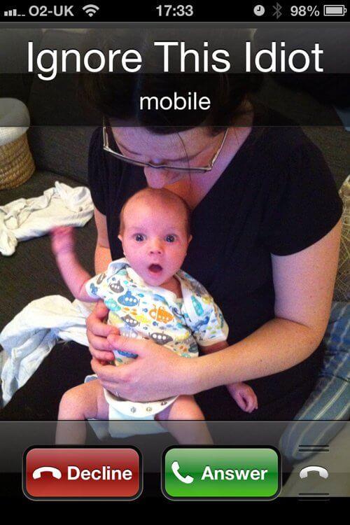 آموزش بلاک کردن شماره تماس در آیفون