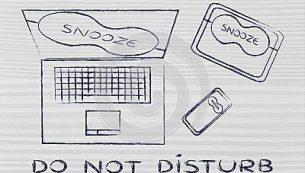 تفاوت دو حالت Do Not Disturb و Silent در آیفون
