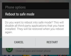 حذف ویروس از موبایل