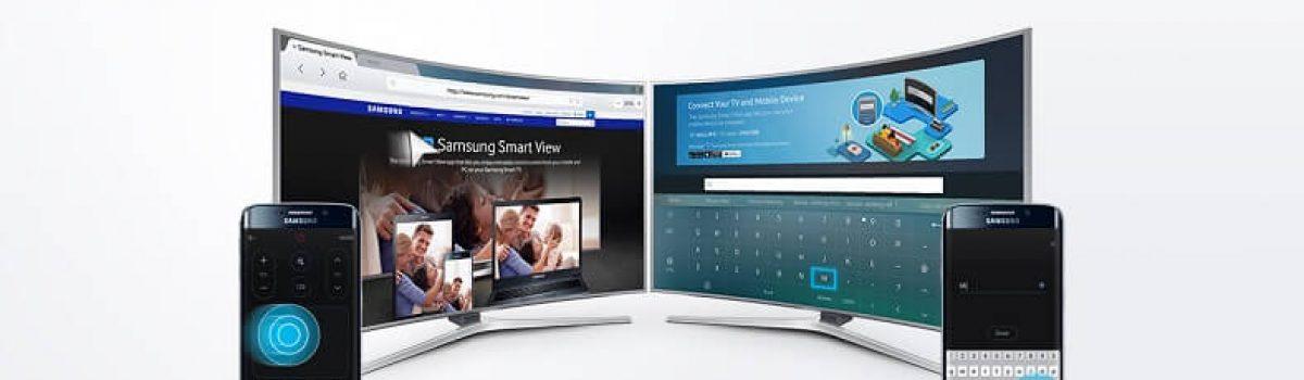 نمایش محتوای نمایشگر دستگاه اندرویدی بر روی تلویزیون