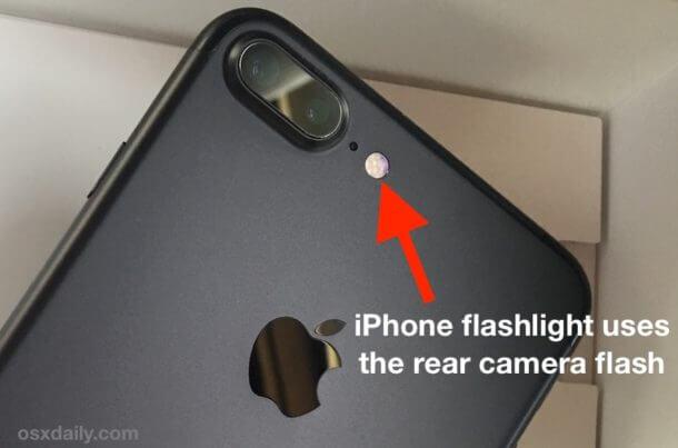 تنظیم شدت نور فلش دوربین آیفون
