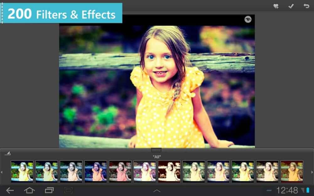 редакторов фото бесплатно топ