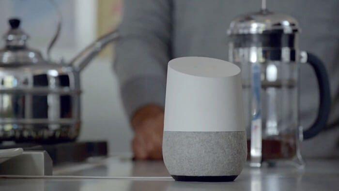 استفاده از گوگل هوم (Google Home)