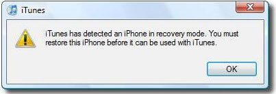 فراموش کردن رمز عبور آیفون