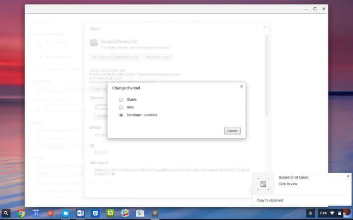 نصب برنامه های اندروید در کروم بوک