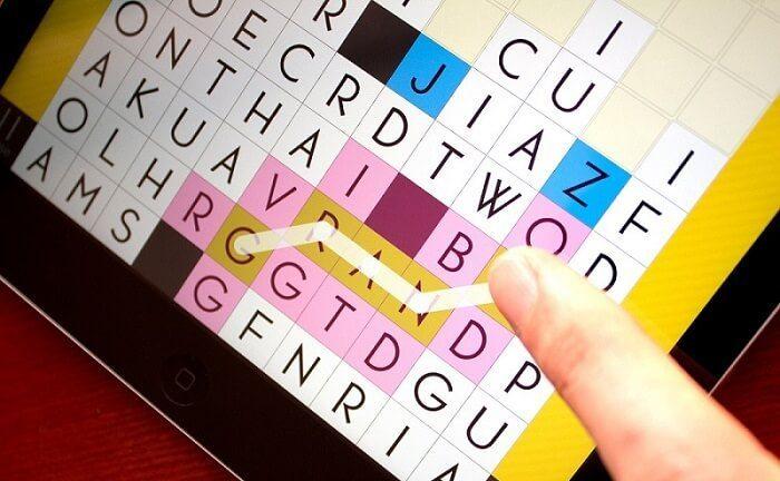 بازی های آیفون و آیپد در سبک بازی با کلمات