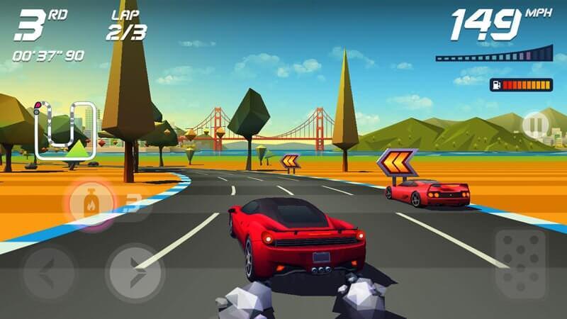 بهترین بازی های مسابقه ای و رانندگی آیفون و آیپد