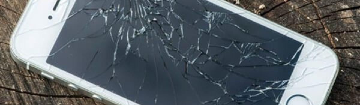 اگر صفحه نمایش آیفون شما شکست چه راه حلهایی وجود دارد؟
