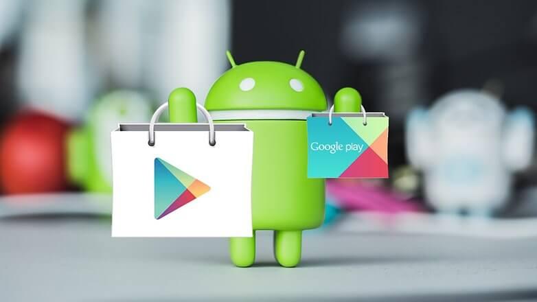 خطای گوگل پلی استور