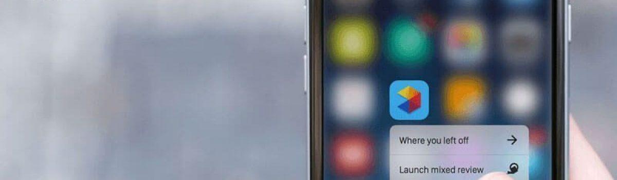 تاچ سه بعدی (۳D Touch) آیفون ۶ اس و مروری بر تمام کاربردها