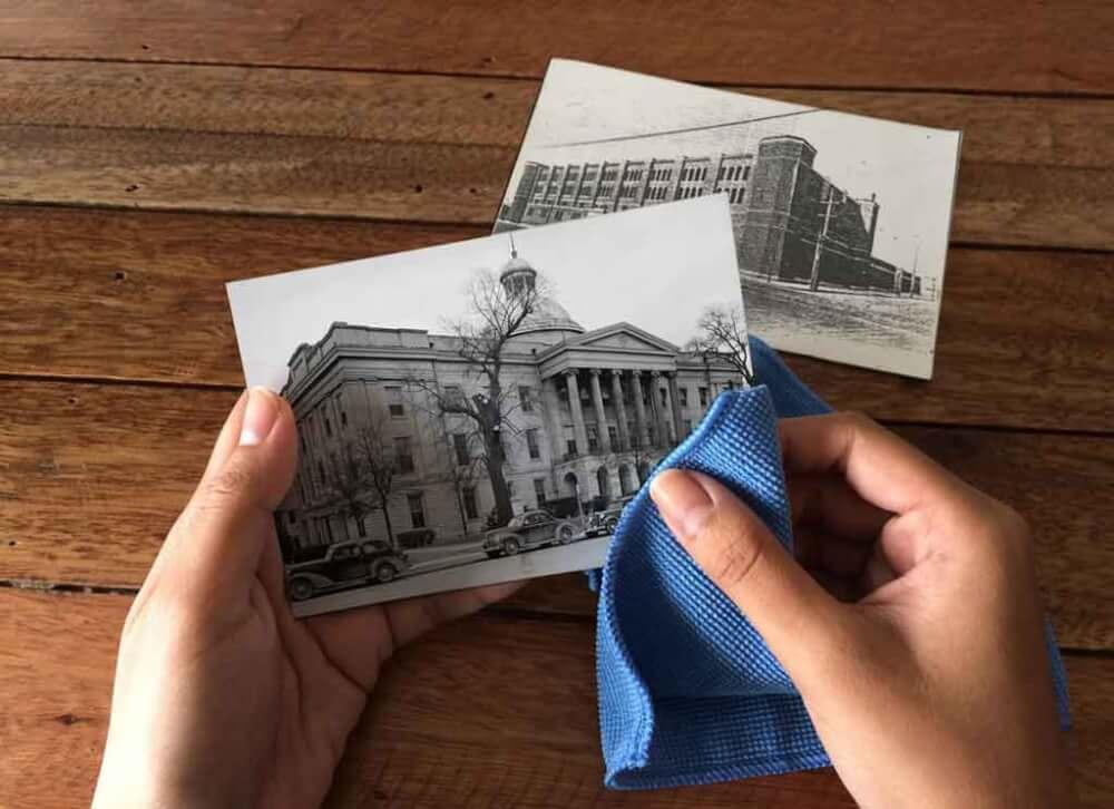 اسکن گرفتن از عکسهای قدیمی