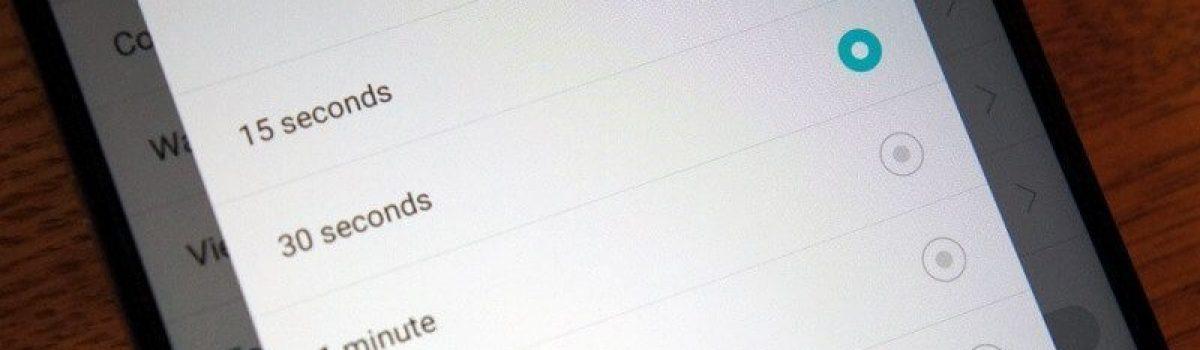 آموزش روشن نگه داشتن صفحه گوشی اندروید هنگام اجرای برنامه ها