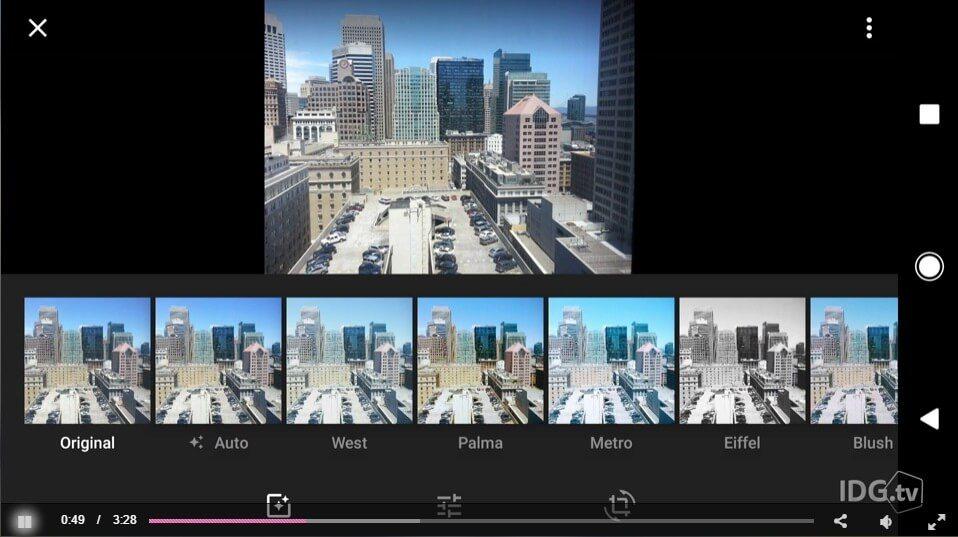 قابلیت های برنامه Google Photo (گوگل فوتو)