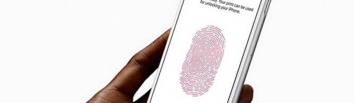 آموزش استفاده از سنسور اثر انگشت آیفون یا تاچ آیدی (Touch ID)