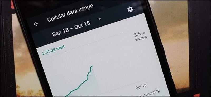 کاهش مصرف حجم اینترنت در دستگاههای اندرویدی