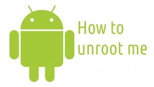 آموزش روش های آنروت گوشی و تبلت اندرویدی