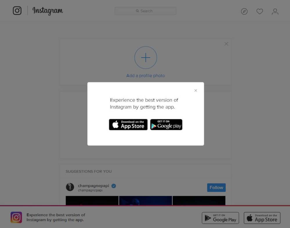 ارور too many users have been registered on this device