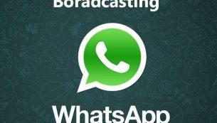 آموزش ارسال یک پیام برای چند مخاطب واتساپ (Broadcast List)
