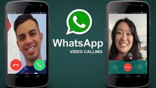 آموزش برقراری تماس ویدیویی در واتساپ اندرویدی (Video Call)