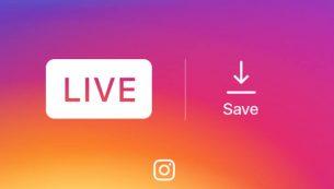 قابلیت ذخیره ویدیو زنده اینستاگرام (Live Video) فراهم شد