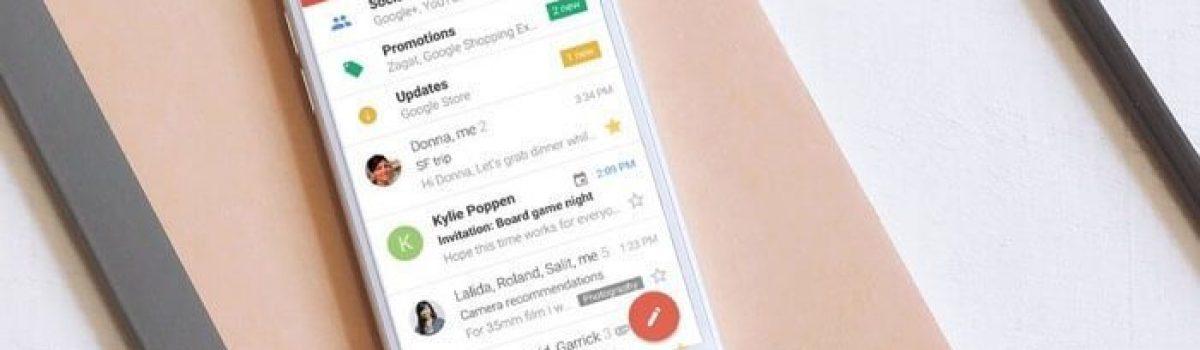 آموزش ویرایش فونت ایمیل در برنامه جیمیل (اندروید و iOS)