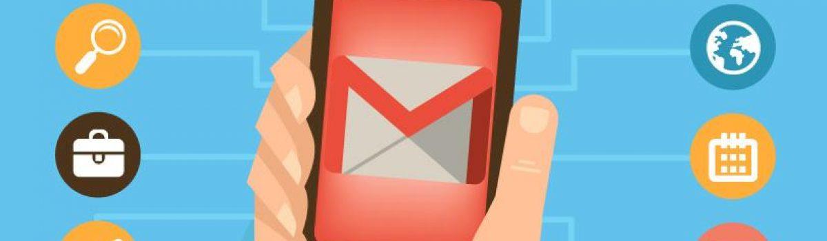 ارسال یک ایمیل مشابه برای چند کاربر در برنامه جیمیل