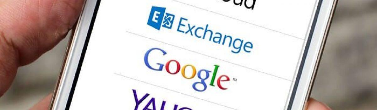 مدیریت و دریافت ایمیل های چند اکانت مختلف در یک اکانت جیمیل