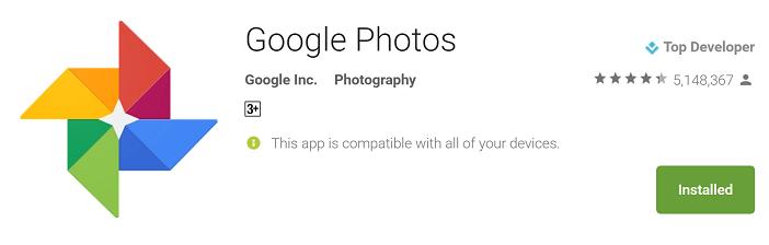 برش فیلم های گوشی با برنامه گوگل فوتوز