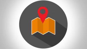 ردیابی و به اشتراک گذاری موقعیت مکانی از طریق تلگرام