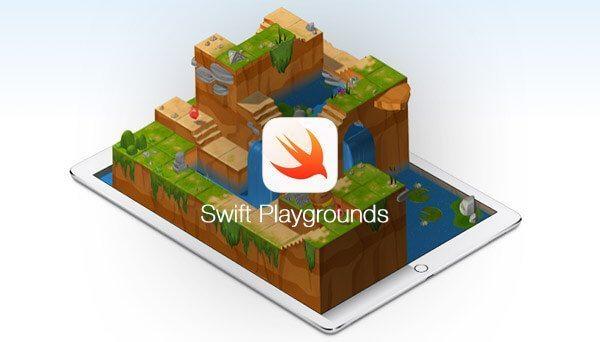 برنامه Swift Playground