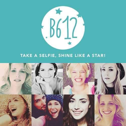 برنامه B612