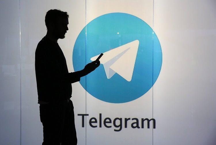 آموزش تغییر تم تلگرام موبایل