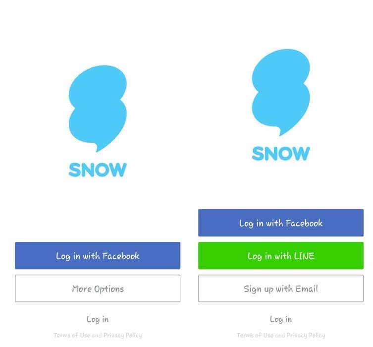 برنامه Snow (اسنو)