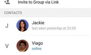 آموزش ساخت لینک دعوت برای گروه تلگرام