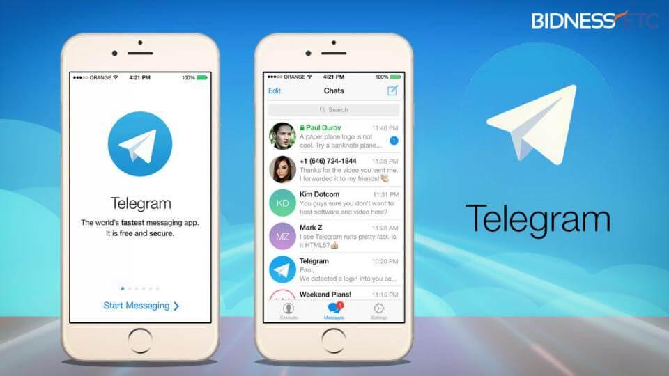غیر فعال کردن اعلان جوین شدن مخاطبین به تلگرام