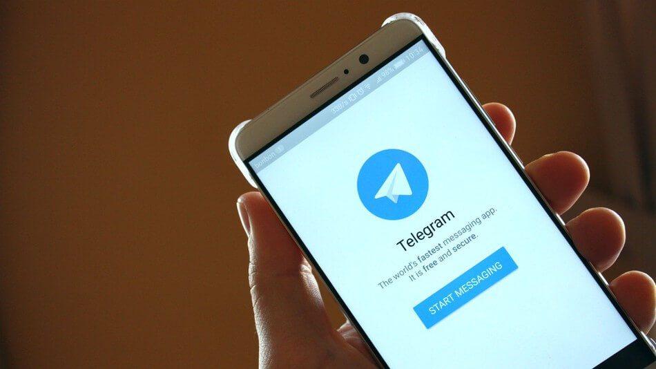 آموزش ویرایش عکس در تلگرام پیش از ارسال