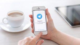 آموزش روش های ارسال پیام خصوصی در تلگرام