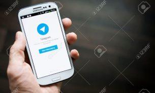 آموزش ارسال اموجی و استیکر در تلگرام