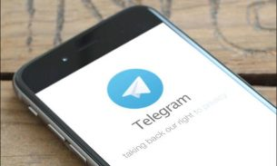 آموزش ارسال عکس و ویدیو در تلگرام