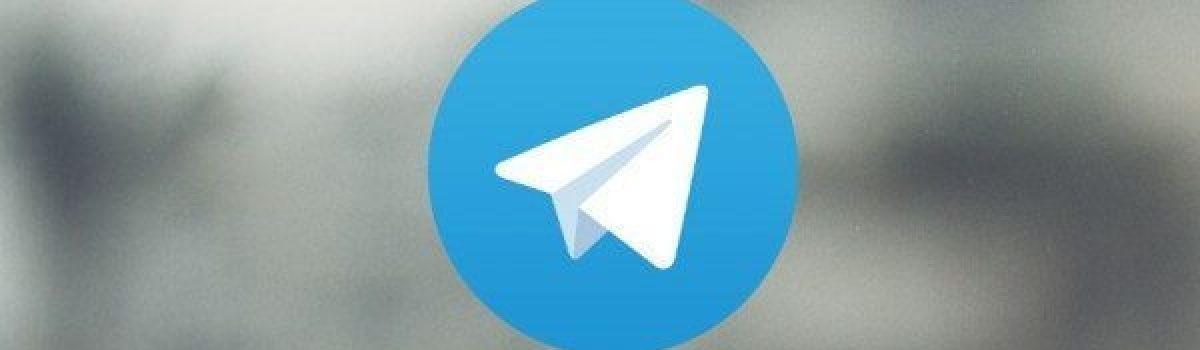 آموزش گذاشتن استیکر روی عکس در تلگرام