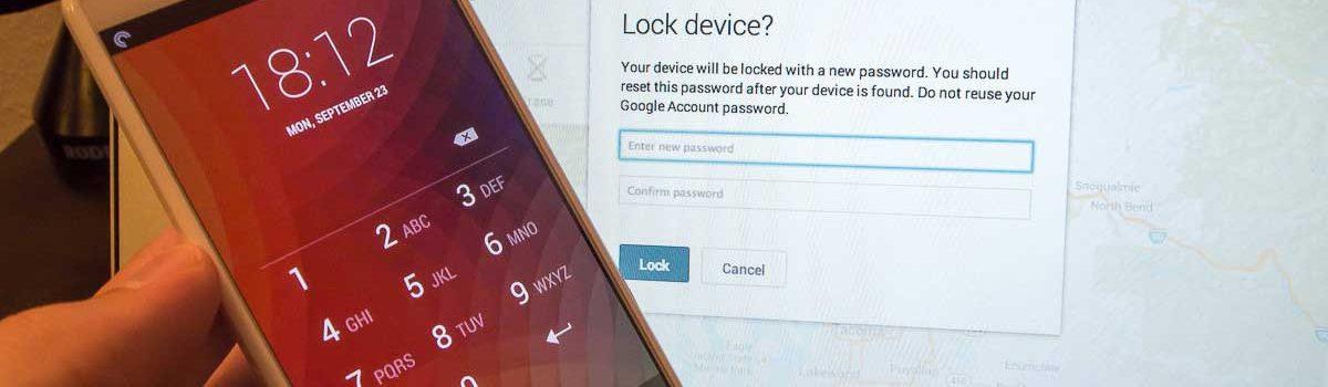 ۶ روش مختلف برای قفل گشایی رمز عبور دستگاه اندرویدی