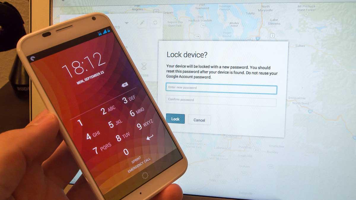 6 روش مختلف برای قفل گشایی رمز عبور دستگاه اندرویدی