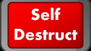 آموزش حذف (دیلیت) خودکار اکانت تلگرام -Account Self-Destruct
